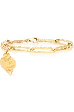 Alighieri Exclusive to Mytheresa – The Stella 24kt -plated bracelet