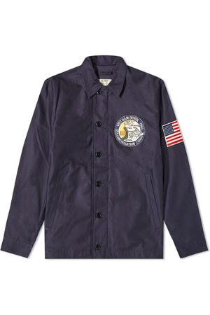 The Real McCoys The Real McCoy's USS Constellation Utility Jacket