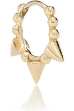 Maria Tash Triple Spike Clicker 14kt earring