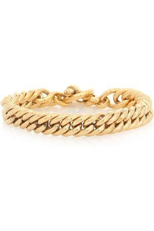 Tilly Sveaas Small 23.5kt -plated bracelet