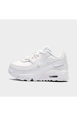 Nike Kids' Toddler Air Max 90 Casual Shoes in Size 6.0 Leather