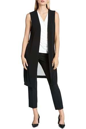 DKNY Open-Front Vest