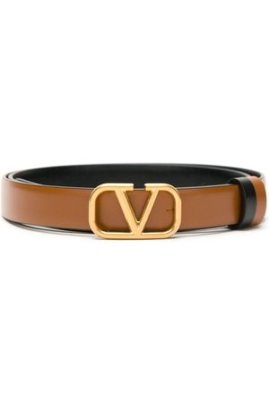 VALENTINO GARAVANI Women Belts - VLogo Signature reversible belt
