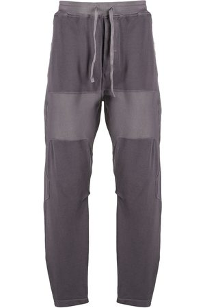 STONE ISLAND SHADOW PROJECT Drawstring waist track pants - Grey