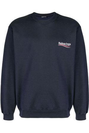 Balenciaga Election logo sweatshirt