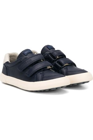 Camper Kids Boys Sneakers - Round toe touch strap sneakers
