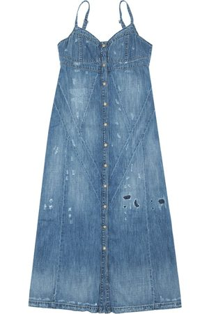 Diesel Stretch Cotton Dress