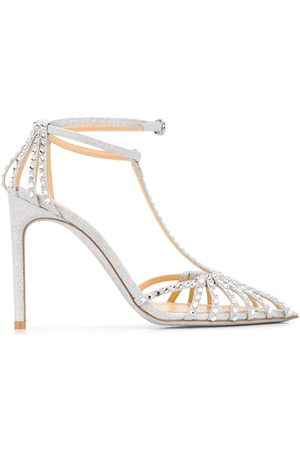 GIANNICO Women Heels - Eve 110mm glitter sandals