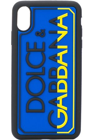 Dolce & Gabbana Embossed logo iPhone X/XS case