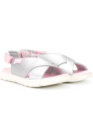 Camper Kids Oruga open toe sandals - Grey