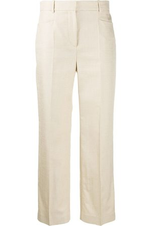 Joseph Shantung Slow trousers - Neutrals
