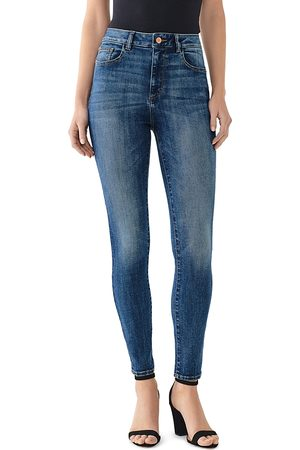 Dl 1961 Farrow High-Rise Skinny Jeans in Rogers
