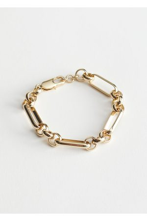 & OTHER STORIES Chunky Chain Link Bracelet
