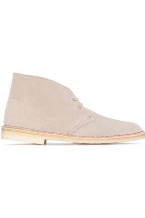 Clarks Men Lace-up Boots - Desert boots - Neutrals