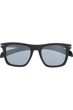 Eyewear by David Beckham Rectangular frame sunglasses