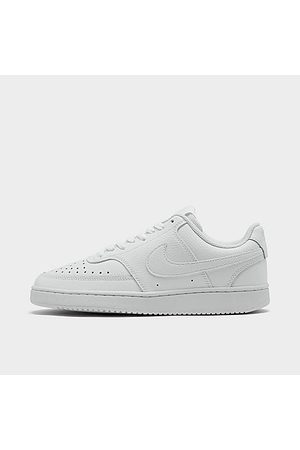 Nike Men's Court Vision Low Casual Shoes in Size 11.0 Leather