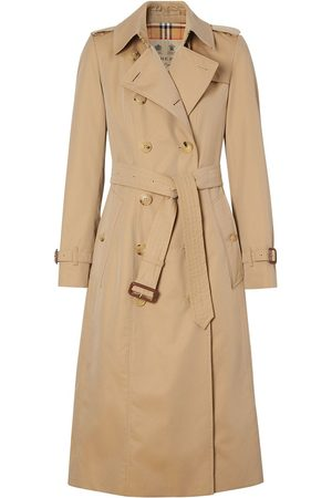 Burberry The Long Chelsea Heritage trench coat - Neutrals
