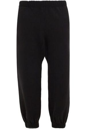 Raey Recycled Cotton-blend Track Pants - Womens