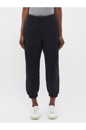 Raey Women Sweatpants - Organic And Recycled-yarn Cotton-blend Track Pants - Womens