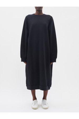Raey Organic And Recycled-yarn Sweatshirt Dress - Womens