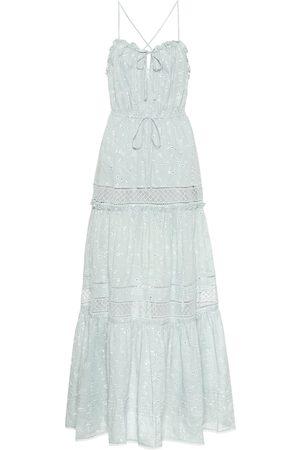 JONATHAN SIMKHAI Cotton maxi dress