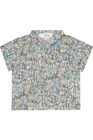 BONPOINT Baby Nicolas Liberty cotton shirt