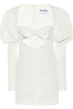 The Attico Cotton-blend minidress