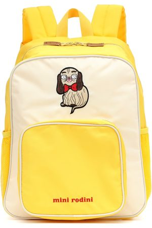 Mini Rodini Girls Rucksacks - Dashing Dog backpack