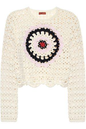 Altuzarra Edmunton cotton-blend sweater