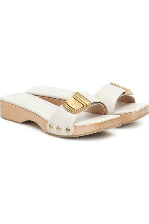 Jacquemus Les Tatanes leather sandals