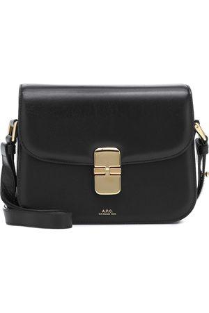 A.P.C. Grace leather shoulder bag