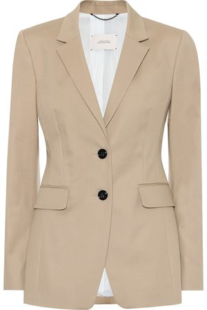Dorothee Schumacher Bold Silhouette stretch-cotton blazer