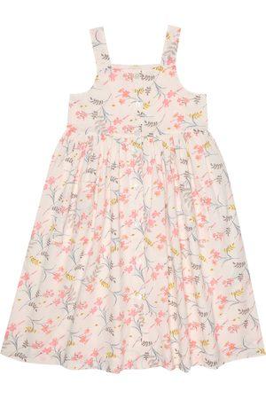 BONPOINT Laly floral cotton dress