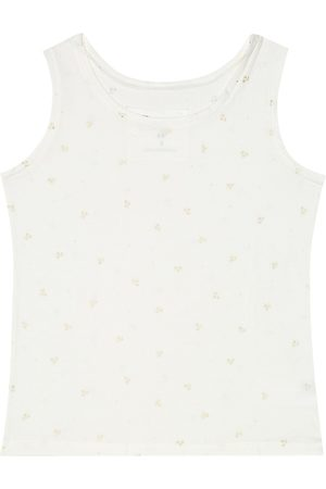 BONPOINT Cotton-jersey tank top