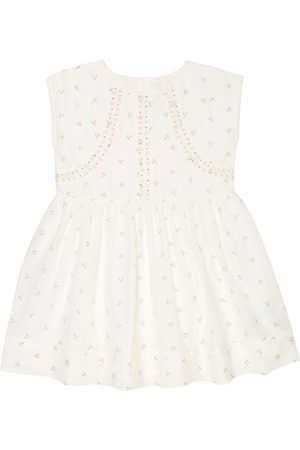 BONPOINT Fiana floral cotton dress