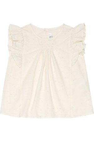 BONPOINT Nilunes cotton-blend top