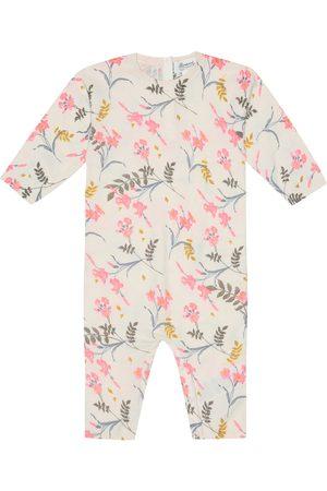 BONPOINT Baby floral cotton onesie