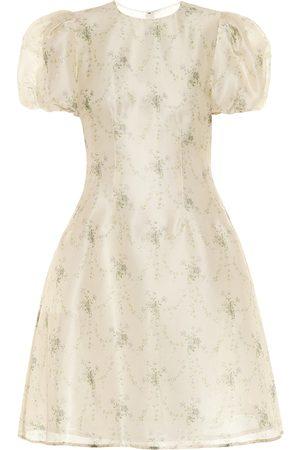 BROCK COLLECTION Women Printed Dresses - Quanecia floral silk dress