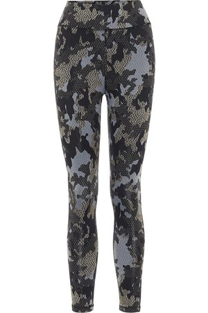 The Upside Twilight Dance jacquard leggings
