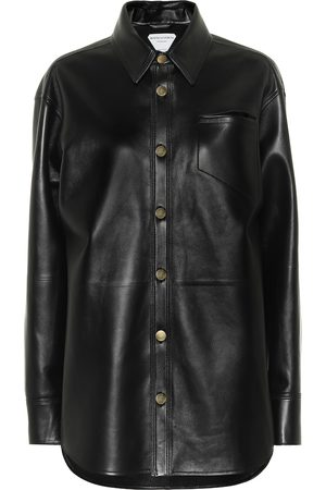 Bottega Veneta Leather shirt