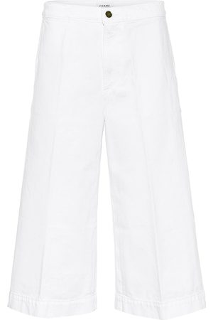 Frame Le Culotte cropped high-rise jeans