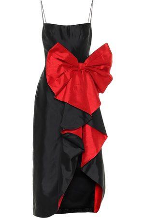 RASARIO Women Midi Dresses - Silk midi dress