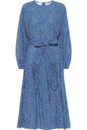 Rhode Women Printed Dresses - Devi printed cotton midi dress
