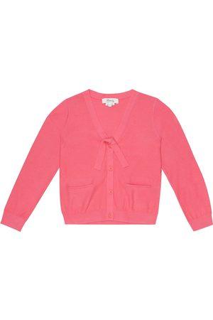 BONPOINT Girls Cardigans - Cotton cardigan