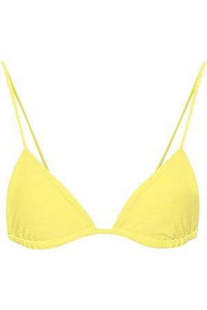 Jade Swim Women Bikinis - Via triangle bikini top