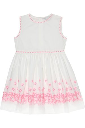 Stella McCartney Cotton-poplin dress