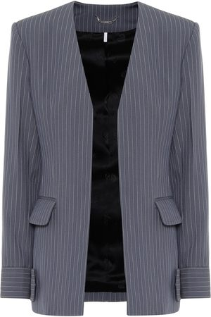 Chloé Women Blazers - Striped virgin wool blazer