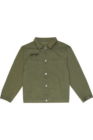 BONPOINT Stretch-cotton jacket