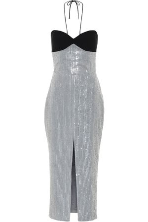 RASARIO Women Midi Dresses - Sequined midi dress