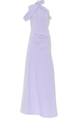 MATICEVSKI Inclination stretch-crêpe gown